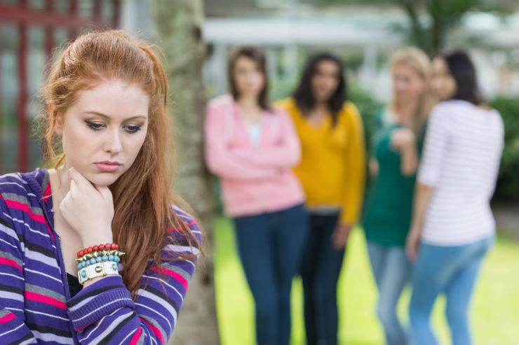 Bullying az iskolában