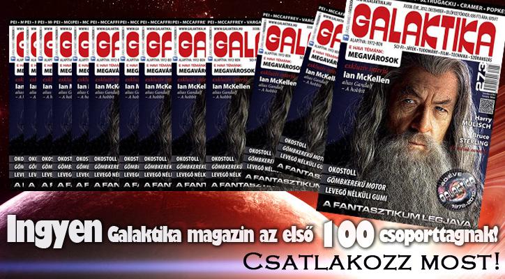 Galaktika magazin a Sulineten